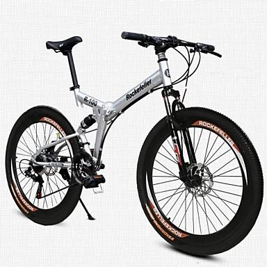 Geländerad / Falträder Radsport 21 Geschwindigkeit 26 Zoll / 700CC SHINING SYS Doppelte Scheibenbremsen Hinterradfederung im Rahmen Aluminiumlegierung