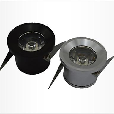 3W 150lm 2G11 Lys Under Skap 1 LED perler Nedfellt Varm hvit / Kjølig hvit 85-265V