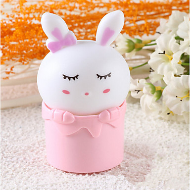 Light Control Creative Cartoon Rabbit Led Night Light(AC220V)