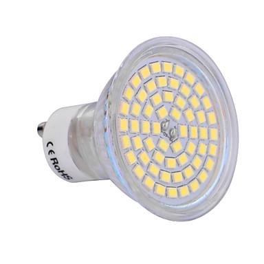 YWXLIGHT® 540 lm GU10 Żarówki punktowe LED 60 Diody lED SMD 2835 Ciepła biel Zimna biel AC 220-240V