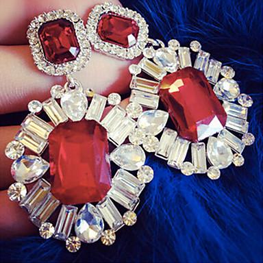 Függők luxus ékszer aranyos stílus Szintetikus drágakövek Hamis gyémánt Ékszerek Kompatibilitás Parti