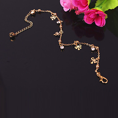Fashion Temperament Small Decorations Anklets