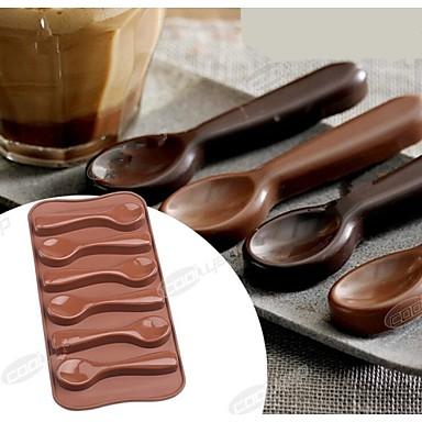 패션 실리콘 초콜릿 몰드 아이스 젤리 케이크 부엌 달콤한 음식 목록 bakeware 요리 케이크 도구 (임의의 색상을) 장식