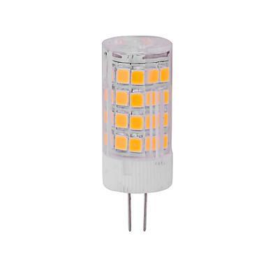 YWXLIGHT® 540 lm G4 LED Bi-pin Lights 51 leds SMD 2835 Warm White Cold White AC 220-240V