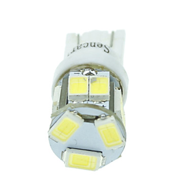 SO.K T10 Auto Leuchtbirnen LED High Performance / SMD 5630 400-550lm Innenbeleuchtung For Universal