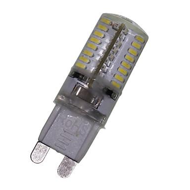 SENCART 3000-3500/6000-6500lm G9 LED Corn Lights T 64 LED Beads SMD 3014 Decorative Warm White / Cold White 220-240V / RoHS