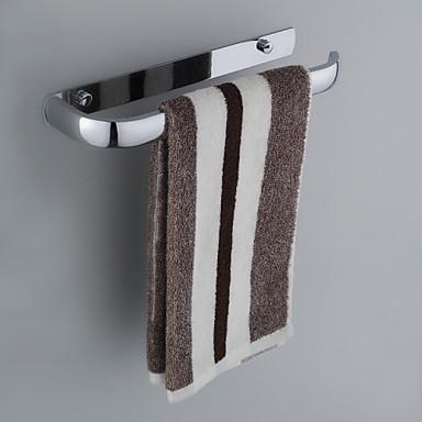 Håndklestang Moderne Rustfritt Stål 1 stk - Hotell bad 1-Håndkle Bar