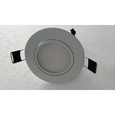 450-550lm 2G11 LED 스포트라이트 1 LED 비즈 COB 따뜻한 화이트 / 차가운 화이트 100-240V