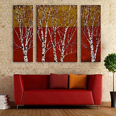 e-home® canvas art set decoração filial pintura de 3