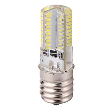 YWXLIGHT® 600 lm E17 LED Mais-Birnen T 80 Leds SMD 3014 Abblendbar Warmes Weiß Kühles Weiß Wechselstrom 110-130V