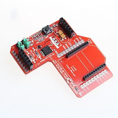XBee ZigBee trådløse modulen utvidelseskort for Arduino