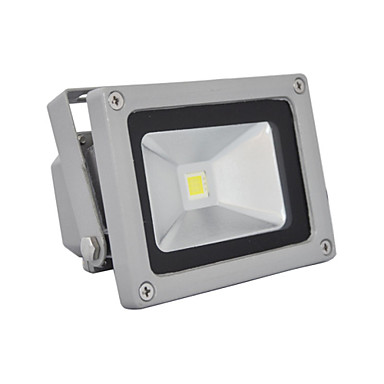 10W LED Floodlight Outdoor Lighting Garage/Carport Storage Room/Utility Room Hallway/Stairwell Cold White AC 85-265V