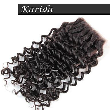 karida haj olcsó csipke bezárása, grade 6a magas minőségű emberi haj csipke bezárása