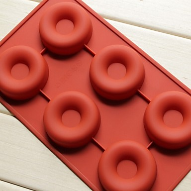 moda silikon sabun jöle puding dekorasyon kalıp mutfak çörek çörekler kek bakeware pişirme araçları (rastgele renk)