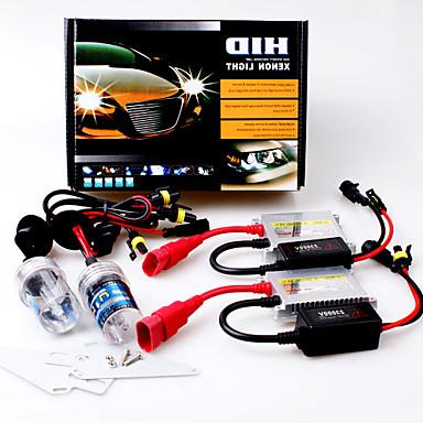 9006 Car Light Bulbs 35W 3000lm Headlamp For Honda / Toyota