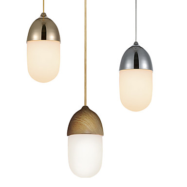 Pendant Light Ambient Light - Mini Style, Tiffany Vintage Globe Traditional / Classic Retro Modern / Contemporary, 110-120V 220-240V Bulb