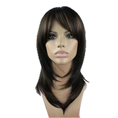 Synthetic Wig Body Wave Women's Capless Synthetic Hair