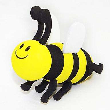 ziqiao Eva vaahto mehiläinen tyyli auton koristeluun antenni pallo (1kpl)