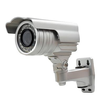 1/3 ιντσών ccd 1000tvl αδιάβροχη φωτογραφική μηχανή bullet κάμερα επιτήρησης zoom για την ασφάλεια στο σπίτι