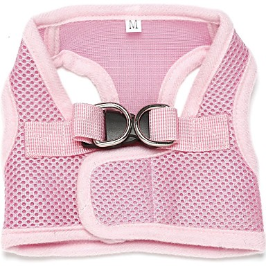 Mesh Vest Pet Dog Harness Perforated Hole Material Summer Style
