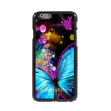 - für iPhone 6 Plus - modern/Karton/Spezielles Design/Sport/Totenschädel/Leopard Muster - Plastik/Metall - Mehrfarbig