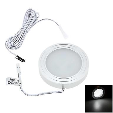 BRELONG® 1.5 100 lm 4-pin Lys Under Skap 3 leds Varm hvit Kjølig hvit DC 12 V