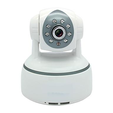 Μέρα Νύχτα/Ανίχνευση Κίνησης/Διπλή ροή/Απομακρυσμένη Πρόσβαση/κομμένο με IR/Προστατευμένη Εγκατάσταση Wi-Fi/Plug and play - Εσωτερικό PTZ