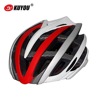 Teljes arc/Hegy/Országút/Sport - Uniszex - Kerékpározás/Hegyi biciklizés/Országúti biciklizés/Szórakoztató biciklizés - Sisak (