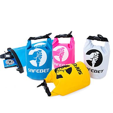 2L Αδιάβροχη τσάντα Ξηρός Ελαφριά, Πλωτό, Αδιάβροχη για Σέρφινγκ / Καταδύσεις / Κολύμβηση