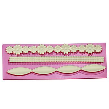 Backwerkzeuge Kunststoff Kuchen Kuchenformen 1pc