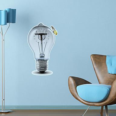 3d украшение лампы настенные наклейки настенные наклейки