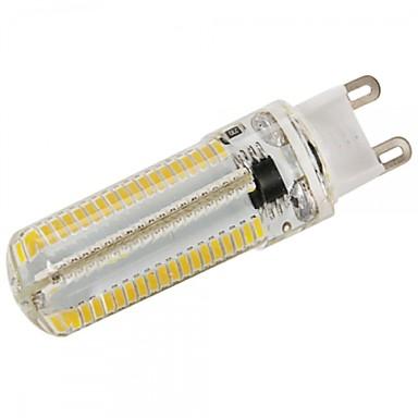 YWXLIGHT® 5W 500 lm G9 Żarówki LED kukurydza T 152 Diody lED SMD 3014 Przysłonięcia Ciepła biel Zimna biel AC 110-130V AC 220-240V