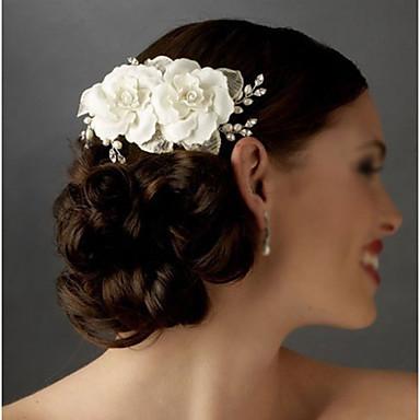 Kryształ Kryształ górski Grzebienie do włosów Szpilka do włosów 1 Ślub Specjalne okazje Casual Na wolnym powietrzu Winieta