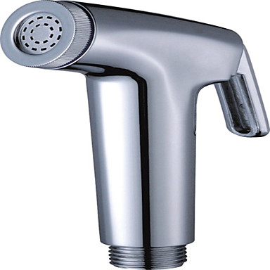 Çağdaş Tek Gövdeli Tek Delik Tek Kolu Bir Delik Krom , Banyo Lavabo Bataryası