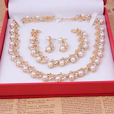 Damen Anderen Schmuck-Set Ohrringe / Halsketten / Armbänder - Regulär Für Hochzeit / Party / Besondere Anlässe