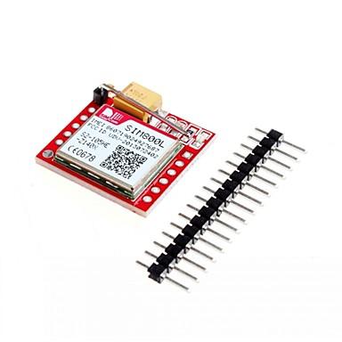 sim800l core board quad-band netzwerk mini gprs gsm ausbruchmodul