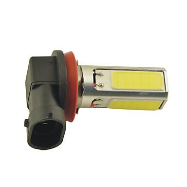 H8 carking ™ / H11 15w 3 * στάχυ οδήγησε 600ml λάμπα foglight λευκό φως (DC 12V)