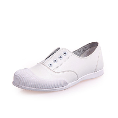 Women's Shoes Synthetic / Canvas Flat Heel Comfort / Loafers Outdoor / Office & Career / Athletic / Dress / Casual