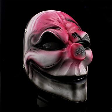 Cadılar Bayramı Maskeleri Oyuncaklar Eğlence TPU Reçine Korku Teması Klasik Parçalar Çocuklar için Hediye
