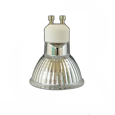 3.5W 300-350lm GU10 LED Spotlight LED quantity: 60pcs 3528SMD LED Beads SMD 3528 Dimmable / Decorative Warm White 100-240V / 85-265V /