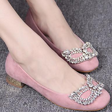 70a1f10a249 Chaussures Femme - Habillé   Décontracté   Soirée   Evénement - Noir   Vert    Rose