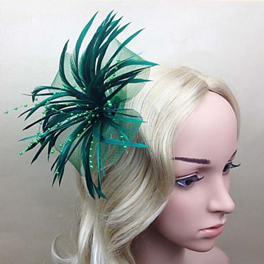 φτερά γοητευτικό λουλούδια κεφάλι κλασικό θηλυκό στυλ