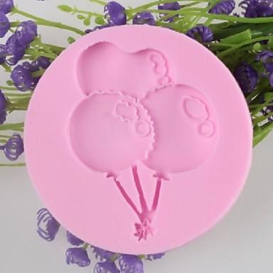 Forma do pieczenia Cupcake Ciasteczka Tort Silicon Rubber Ekologiczne Wysoka jakość 3D