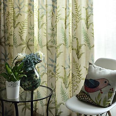 две панели цветочный принт дизайн панели шторы портьеры