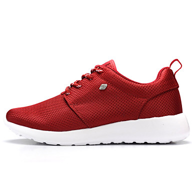 Беговая обувь Черный / Зеленый / Красный Обувь Мужской Ткань