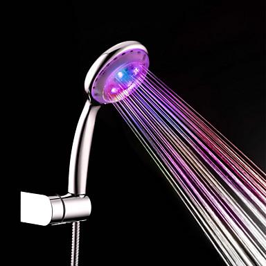 Współczesny Suchawka Prysznicowa Chrom Cecha for  LED Deszcz , shower Head