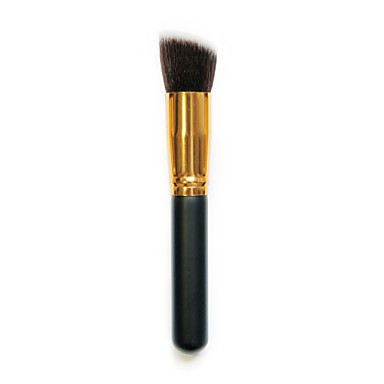 New Cosmetic Makeup Brush Liquid Face Powder Foundation  Oblique Brushes Tool