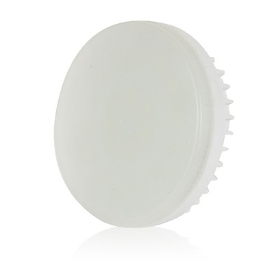7W 500-600LM lm Puck Lights 21 leds Easy Install Warm White Cold White Natural White AC 100-240V