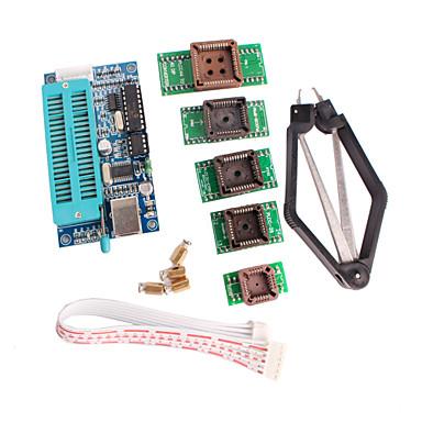 pic K150 Programmierer usb automatische Programmierung mit PLCC IC-Testsitz-Adapter-Kit für die Entwicklung Mikrocontroller