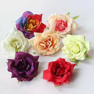 Ύφασμα Λουλούδια 1 Γάμου Ειδική Περίσταση Causal Headpiece